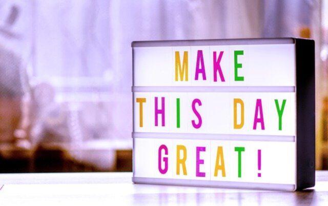 Motywacja każdego dnia